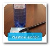 Pegatinas escribir