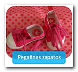 Pegatinas zapatos